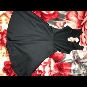 XS Little Black Party Dress